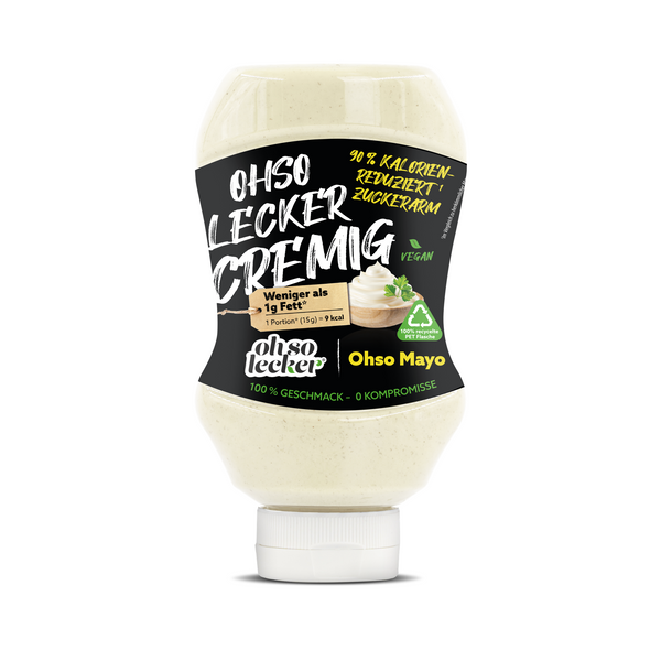 Ohso Delicious Mayo 350g (1,51 € / 100g)