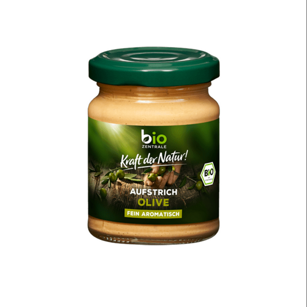Organic Central Spread Olive 125g (€ 2,63 / 100g)