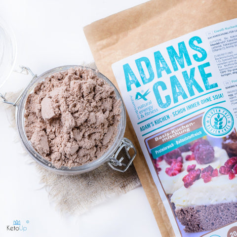 Adams Cake Base Cake Mix 125g (€ 3,19 / 100g)