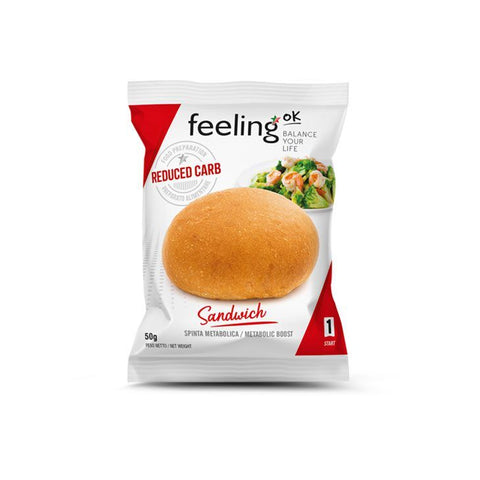 FeelingOK roll sandwich 50g (5,58 € / 100g)