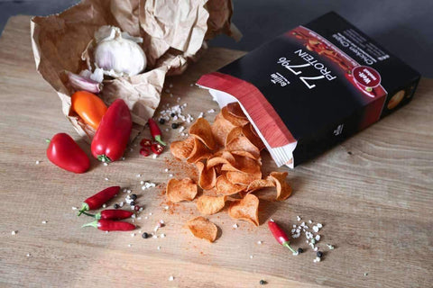 Grillido Chicken Chips Chili & Paprika 25g (19,96 € / 100g)