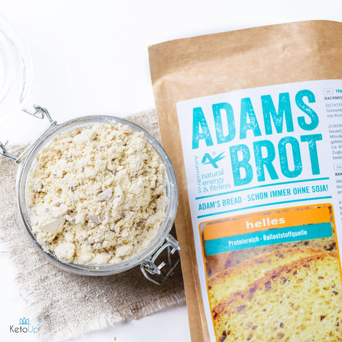 Adams bread light 250g (1,97 € / 100g)