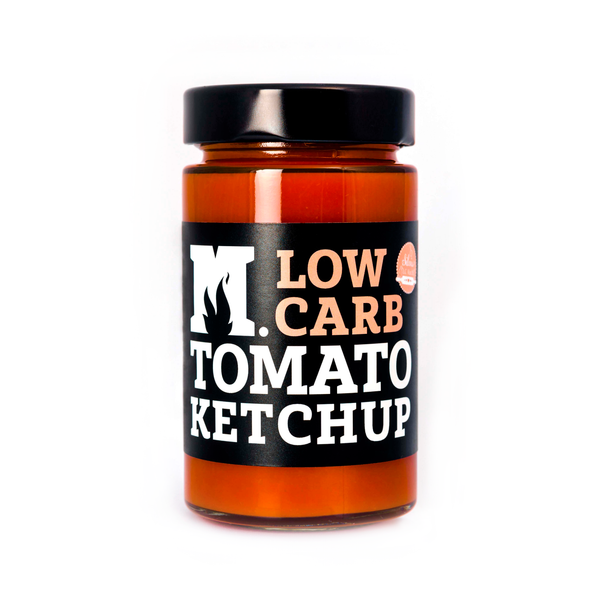 Mannius Low Carb Tomato Ketchup 250g (€ 3,32 / 100g)
