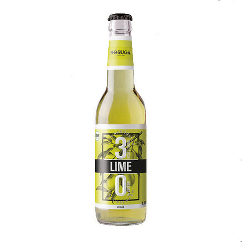 NOSUGA Lime bottle <span> 330ml (0,90 € / 100ml) </span>