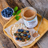 Organic Workout Almond Cream 200g (5,49 € / 100g) - KetoUp online shop