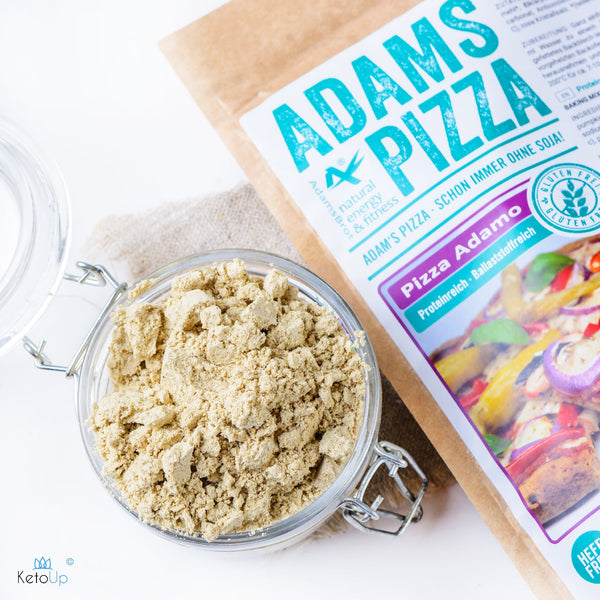 Adams Pizza Adamo <span>150g (3,33€/100g)</span> - KetoUp Onlineshop