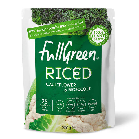 FullGreen Cauliflower Rice with Broccoli <span>200g (1,60€/100g)</span>