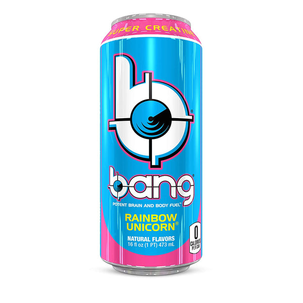 Bang Energy Drink Rainbow Unicorn Can 500ml (€ 0,46 / 100ml)