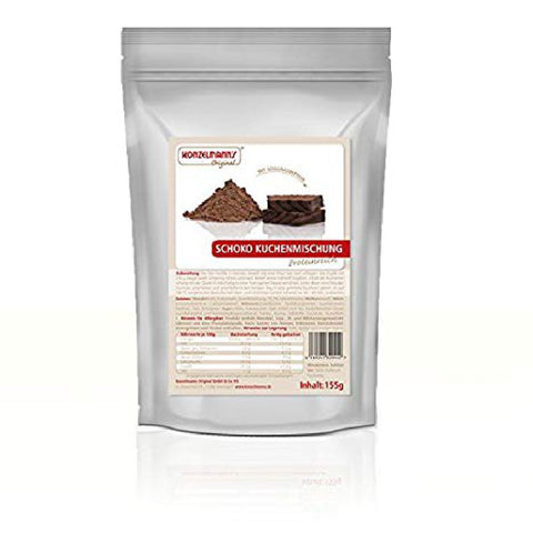 Konzelmann's chocolate cake mix <span> 155g (4,38 € / 100g) </span> - KetoUp online shop