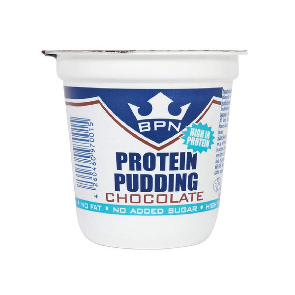 BPN Protein Pudding Chocolate 4-Pack 600g (0,74 € / 100g) - KetoUp Onlineshop
