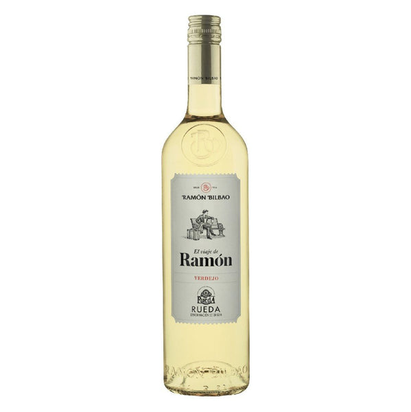 Wine Ramon white 0,75l from Spain - KetoUp online shop