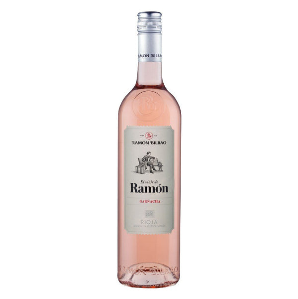 Wine Ramon rose 0,75l from Spain for the keto diet and ketogenic diet