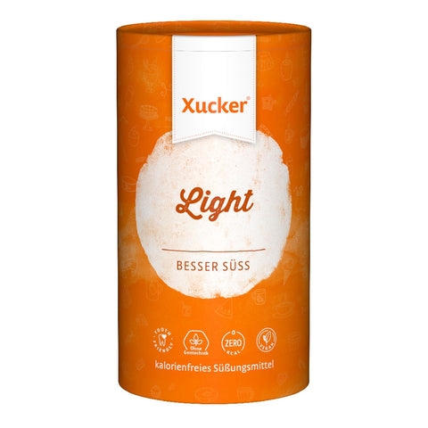 Xucker Light / Erythrit <span>1kg (1,29€/100g)</span> - KetoUp Onlineshop