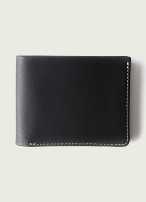The Bifold Picker's Wallet, Black