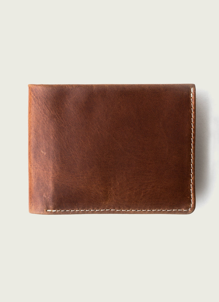 The Bifold Picker's Wallet, Tan