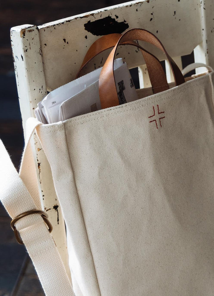 Canvas Every-Day Tote Bag