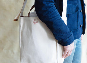 canvas everyday tote
