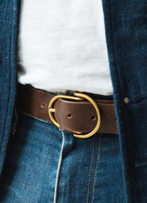 The Wire Belt, Brown
