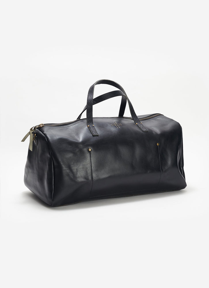 Leon Duffle Bag, Black