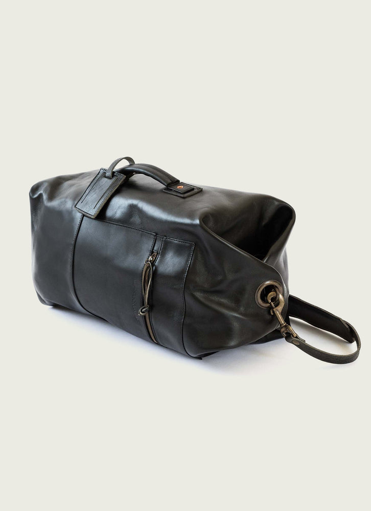 Military Duffle Bag, Black