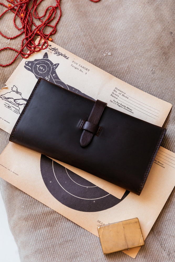 Large wallet, Black