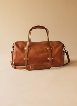 weekender on tan
