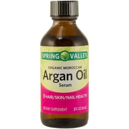 Spring Valley Argan Oil Serum, 2 fl oz - Whole Choice
