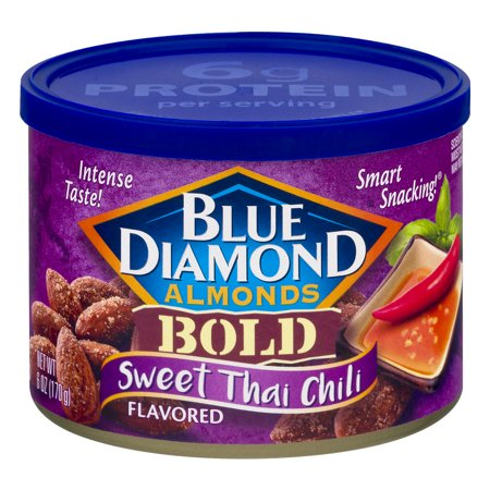 Blue Diamond Almonds Bold Sweet Thai Chili, 6.0 OZ - Whole Choice