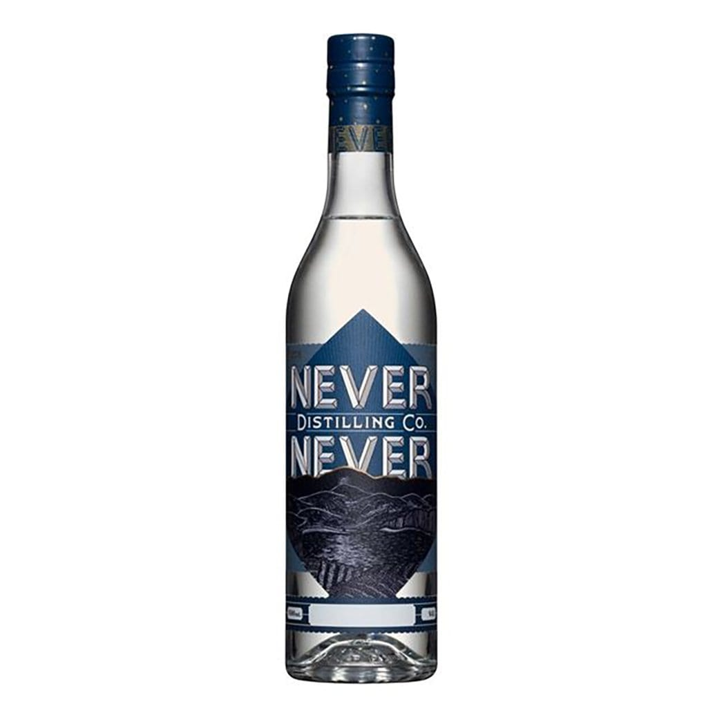 Never Never Distilling Co Southern Strength Gin
