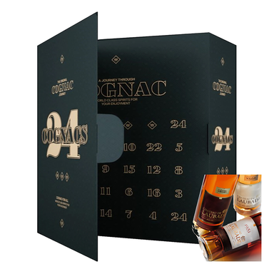 24 Days of Cognac Christmas Advent Calendar - Kent Street Cellars
