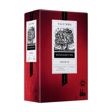 Yalumba Winesmiths Shiraz 2L Cask - Kent Street Cellars