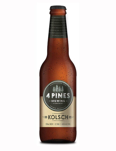 4 Pines Kolsch (Case) - Kent Street Cellars