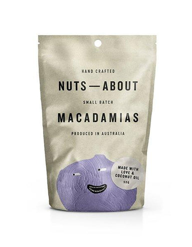 Nuts About Macadamias - Kent Street Cellars