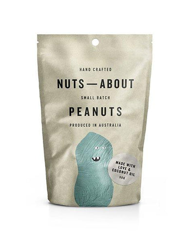 Nuts About Peanuts - Kent Street Cellars