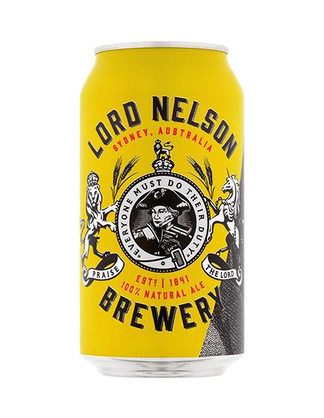 Lord Nelson Three Sheets Cans (Case) - Kent Street Cellars