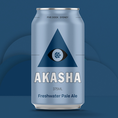 Akasha Brewing Company Freshwater Pale Ale (Case) - Kent Street Cellars