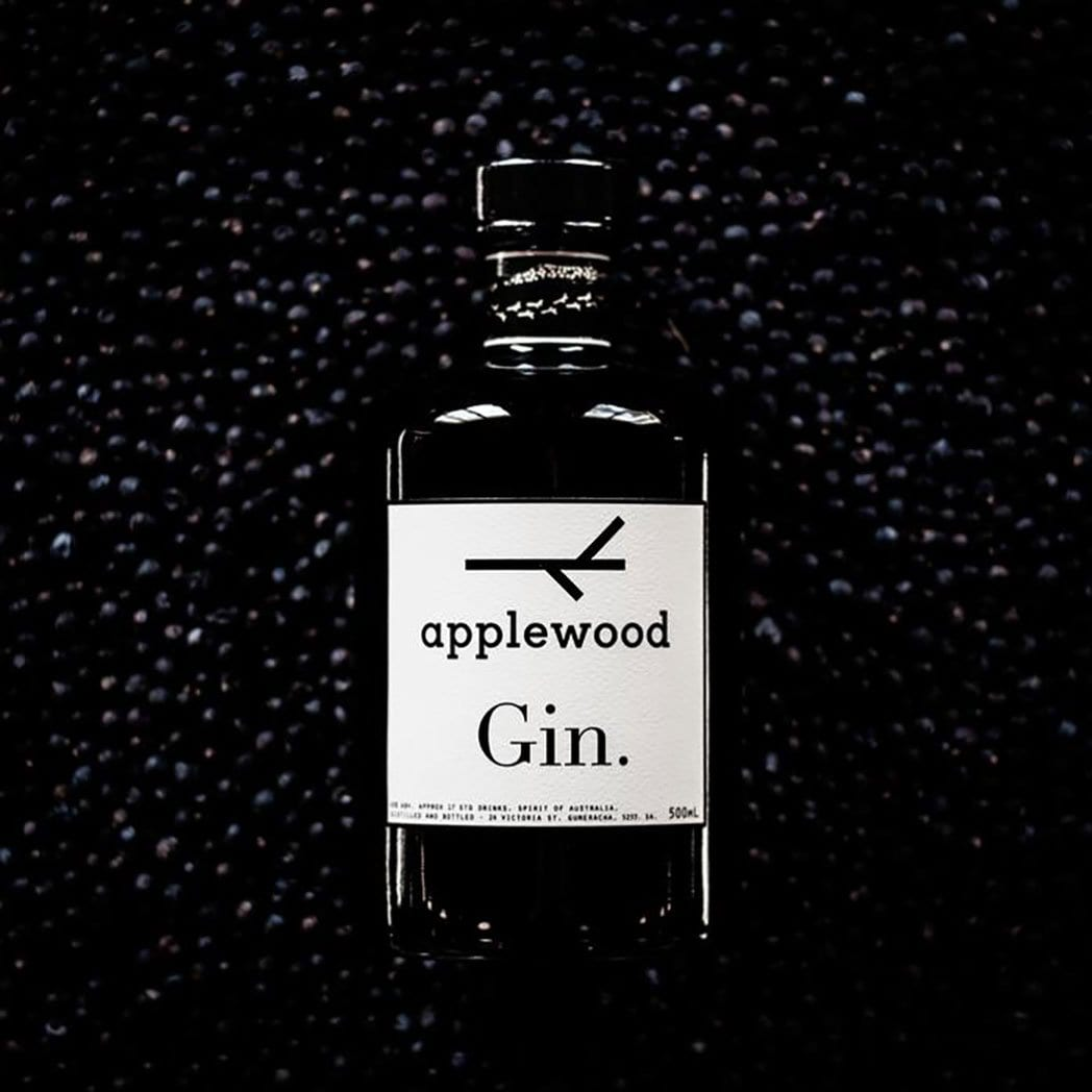 Applewood Gin 500ml - Kent Street Cellars
