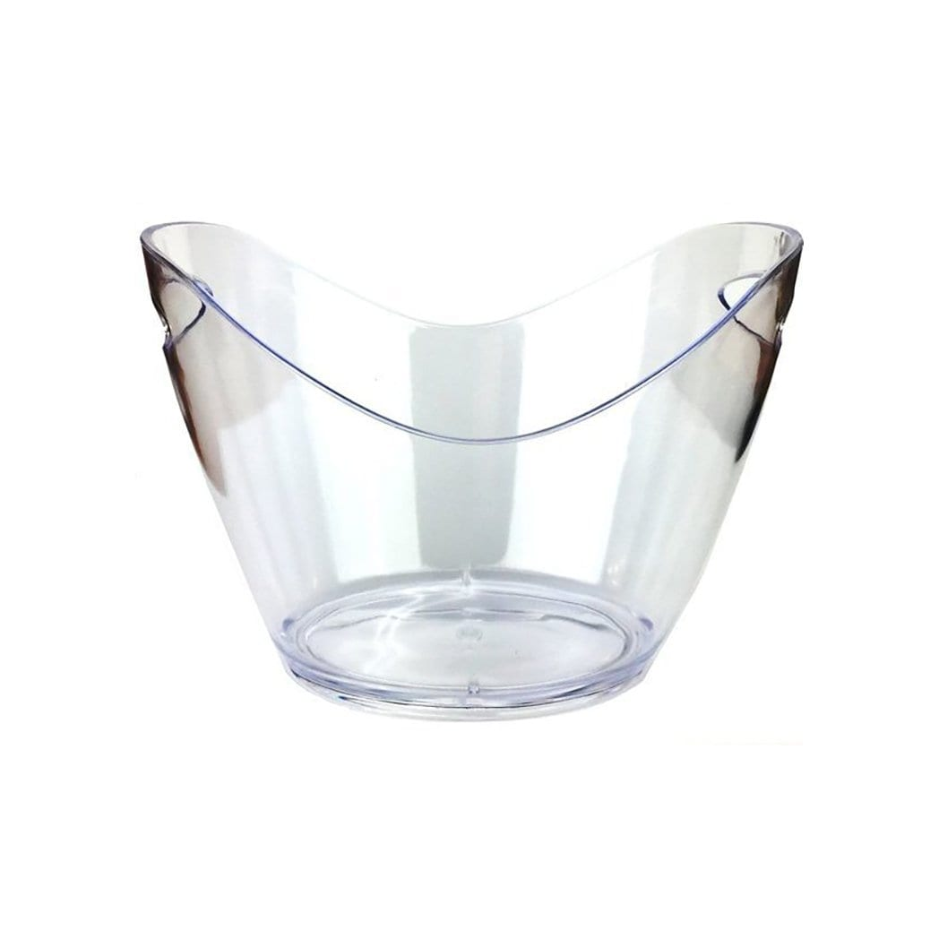 Acrylic 4L Ice Bucket - Kent Street Cellars