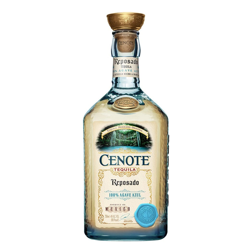 Cenote Reposado Tequila 700ml - Kent Street Cellars