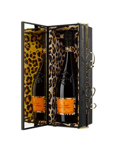 Veuve Clicquot La Grande Dame by Charlotte Olympia Champagne 2006 - Kent Street Cellars