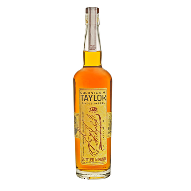 Colonel E.H. Taylor 100 Proof Single Barrel Bourbon Whiskey 750ml - Kent Street Cellars