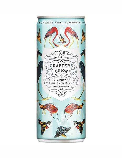 Crafters Union Sauvignon Blanc (Case) - Kent Street Cellars