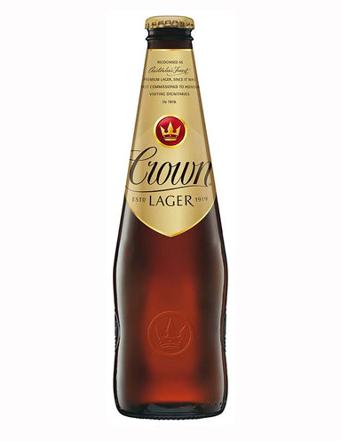Crown Lager (Case) - Kent Street Cellars