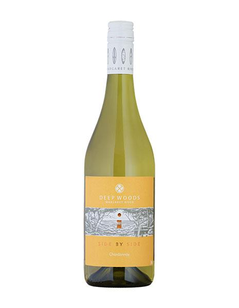 Deep Woods Estate Side by Side Chardonnay 2018 - Kent Street Cellars