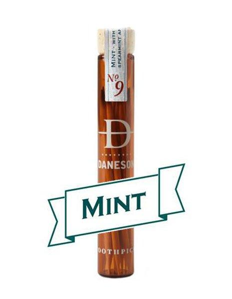 Daneson Flavoured Toothpicks Mint No.9 - Kent Street Cellars