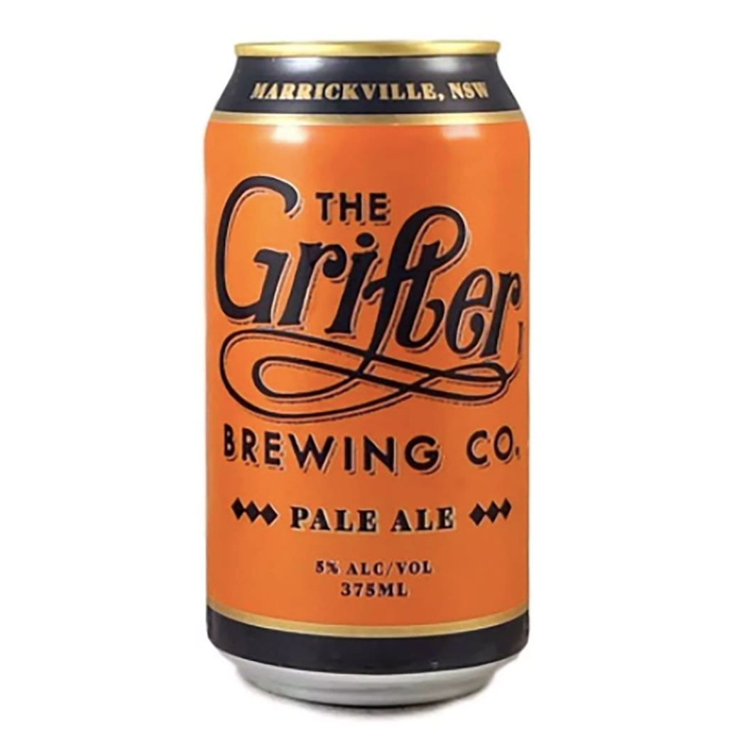 The Grifter Brewing Co. Pale Ale (Case)