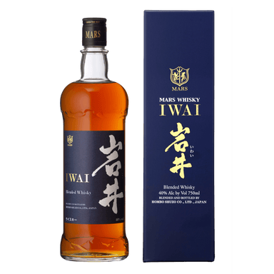 Mars Iwai Japanese Whisky 700ml - Kent Street Cellars