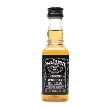 Jack Daniel's Old No.7 Tennessee Whiskey 50mL - Kent Street Celalrs