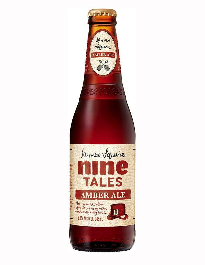 James Squire Nine Tales Amber Ale (Case) - Kent Street Cellars