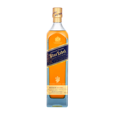Johnnie Walker Blue Label Blended Scotch Whisky 700mL - Kent Street Cellars
